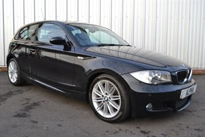 used BMW 118d M SPORT in wigan-lancashire