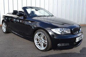 used BMW 120d M SPORT (£3160 cost options) in wigan-lancashire