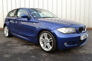 used BMW 120d SE M SPORT  in wigan-lancashire