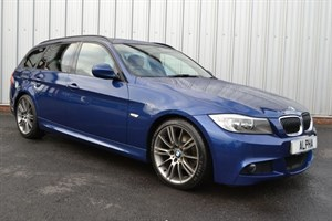 used BMW 318i SPORT PLUS EDITION TOURING in wigan-lancashire