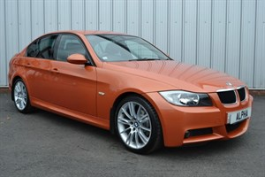 used BMW 318i M SPORT in wigan-lancashire