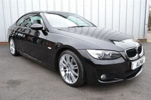 used BMW 320d M SPORT (Full Leather Heated seats & Xeons & 1 Owner in wigan-lancashire