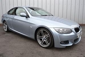 used BMW 320d M SPORT in wigan-lancashire