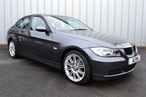 used BMW 320d SE in wigan-lancashire