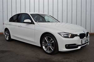 used BMW 320d SPORT in wigan-lancashire