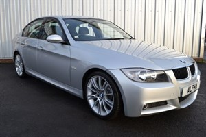 used BMW 320i M SPORT in wigan-lancashire