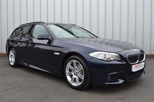 used BMW 520d M SPORT TOURING in wigan-lancashire