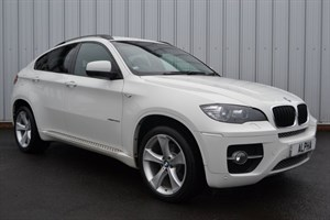 used BMW X6 XDRIVE30D  over £8000s extras. in wigan-lancashire
