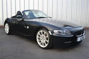 used BMW Z4 SPORT ROADSTER in wigan-lancashire
