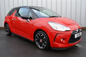used Citroen DS3 DSTYLE in wigan-lancashire