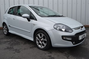 used Fiat Punto Evo MULTIAIR GP in wigan-lancashire