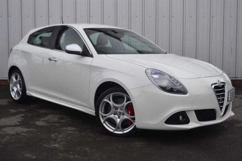 used Alfa Romeo Giulietta MULTIAIR VELOCE TB in wigan-lancashire