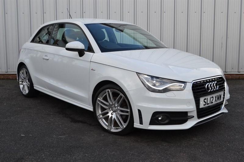 used Audi A1 TDI S LINE in wigan-lancashire