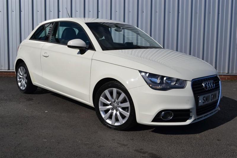 used Audi A1 TDI SPORT in wigan-lancashire