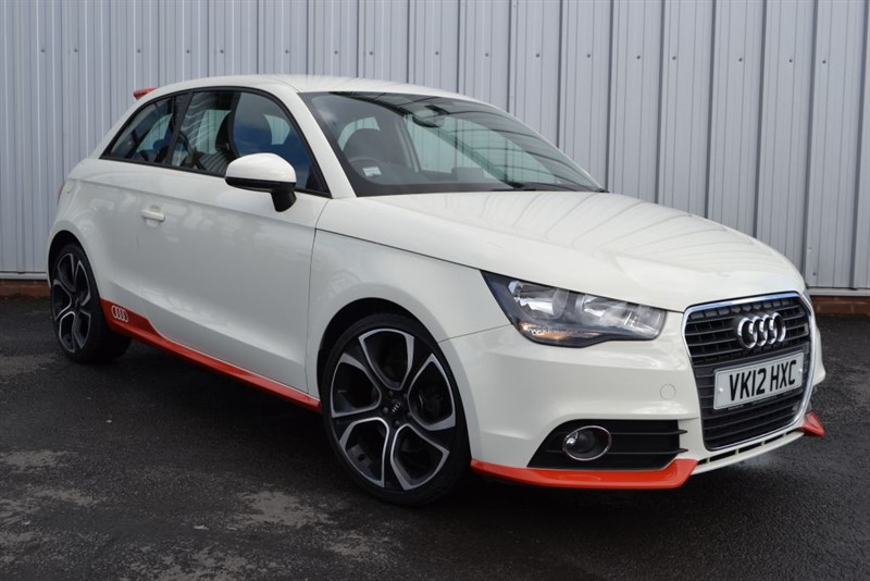 used Audi A1 TDI COMPETITION LINE in wigan-lancashire