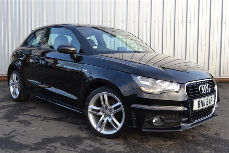 used Audi A1 TFSI S LINE in wigan-lancashire