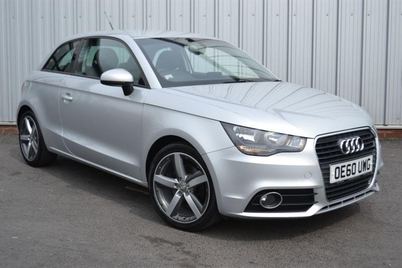 used Audi A1 TFSI SPORT in wigan-lancashire