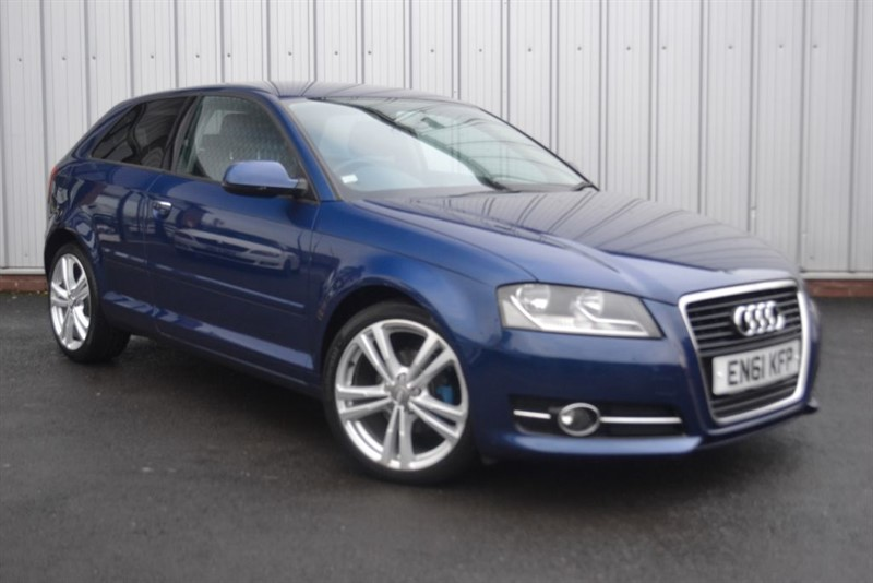 used Audi A3 TDI SE in wigan-lancashire