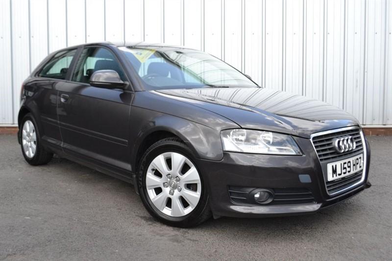 used Audi A3 TDI E SE in wigan-lancashire