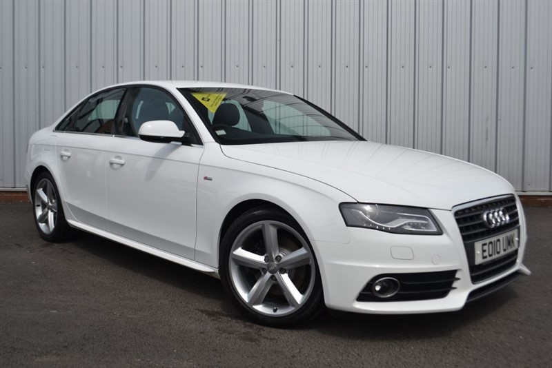 used Audi A4 TFSI S LINE in wigan-lancashire