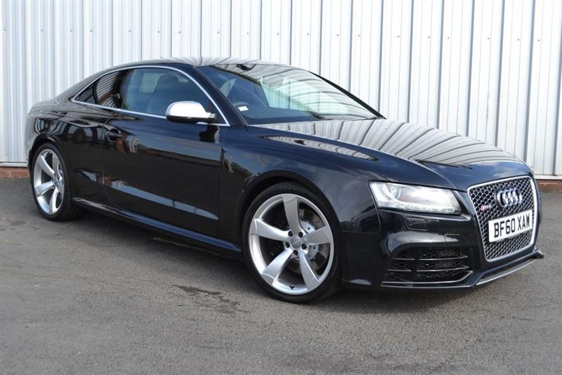 used Audi RS5 RS5 FSI QUATTRO in wigan-lancashire