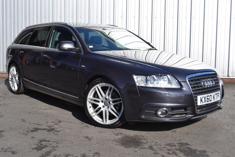 used Audi A6 Avant TDI S LINE SPECIAL EDITION in wigan-lancashire