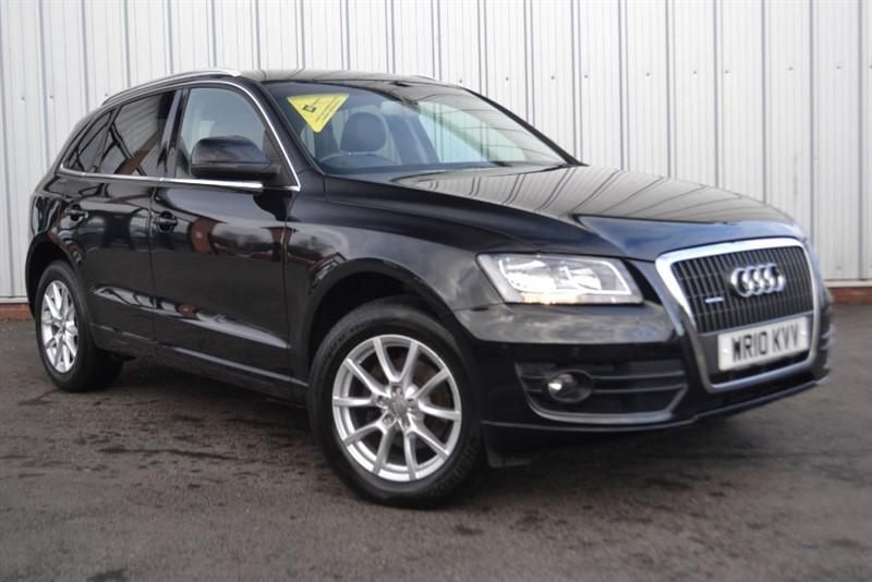 used Audi Q5 TDI QUATTRO SE DPF+SAT NAV+MASSIVE SPEC in wigan-lancashire