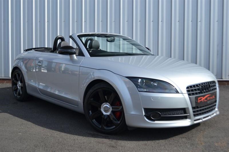 used Audi TT TFSI in wigan-lancashire