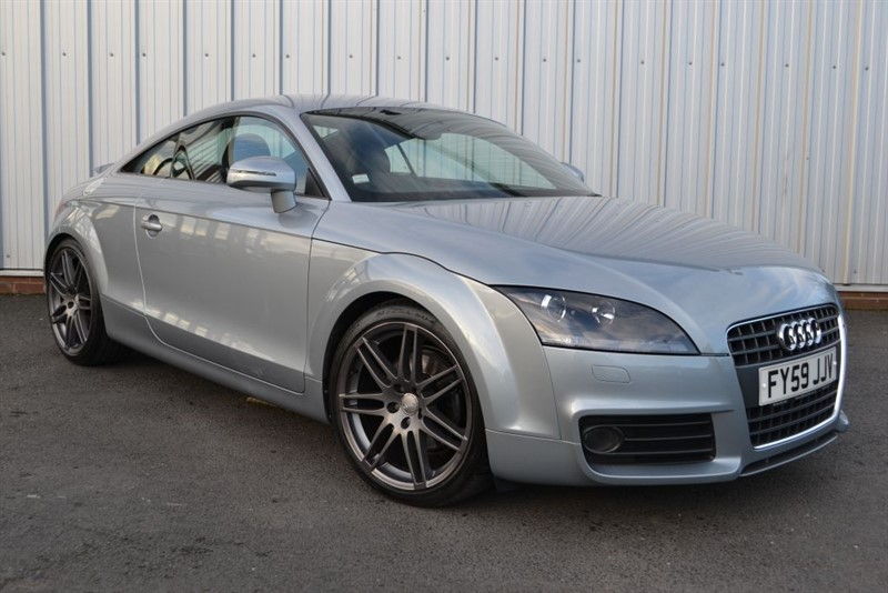 used Audi TT TFSI S LINE SPECIAL EDITION in wigan-lancashire