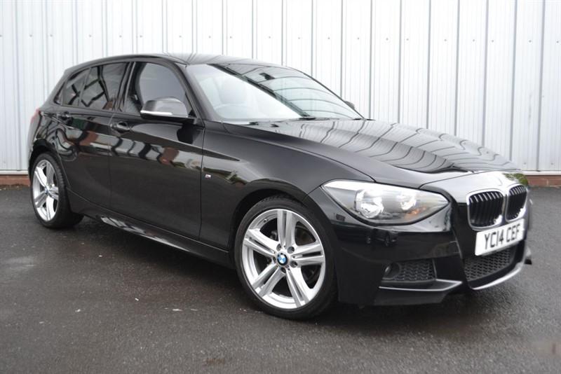 used BMW 116d M SPORT in wigan-lancashire