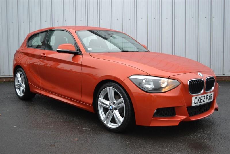 used BMW 116i M SPORT in wigan-lancashire