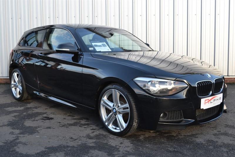 used BMW 118d M SPORT in wigan-lancashire
