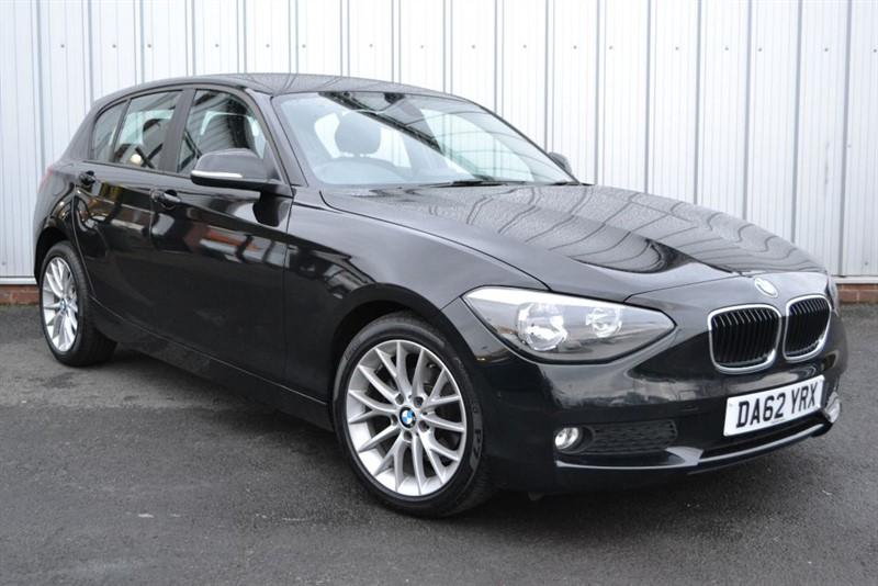 used BMW 118d SE in wigan-lancashire