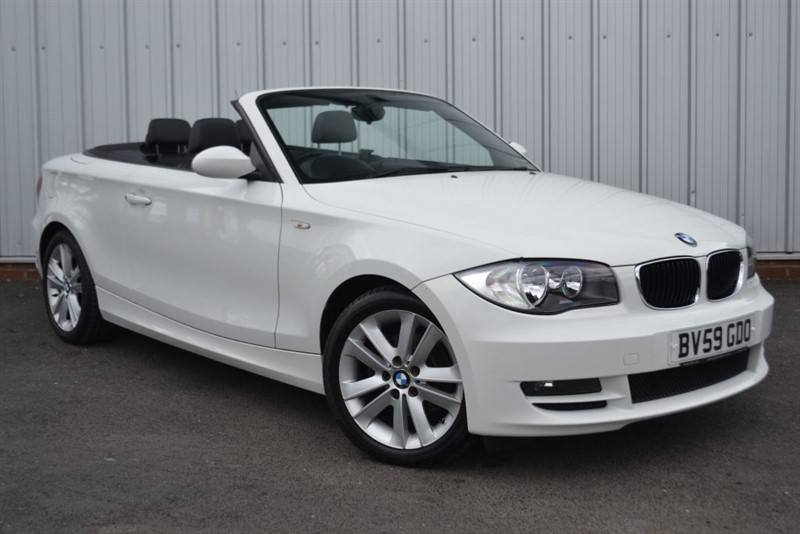 used BMW 120d SE in wigan-lancashire