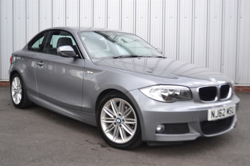 used BMW 120d M SPORT in wigan-lancashire
