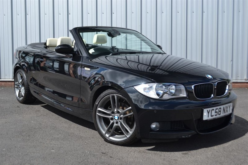 used BMW 120i M SPORT in wigan-lancashire