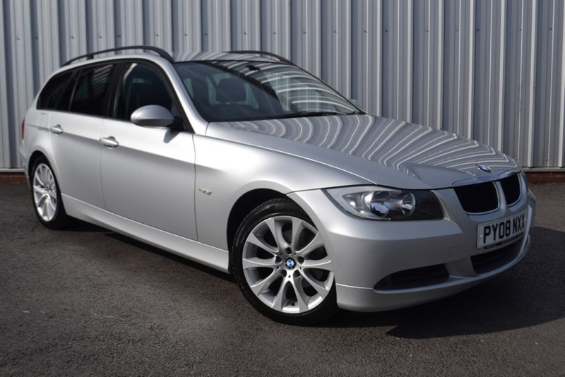 used BMW 318i EDITION ES TOURING in wigan-lancashire