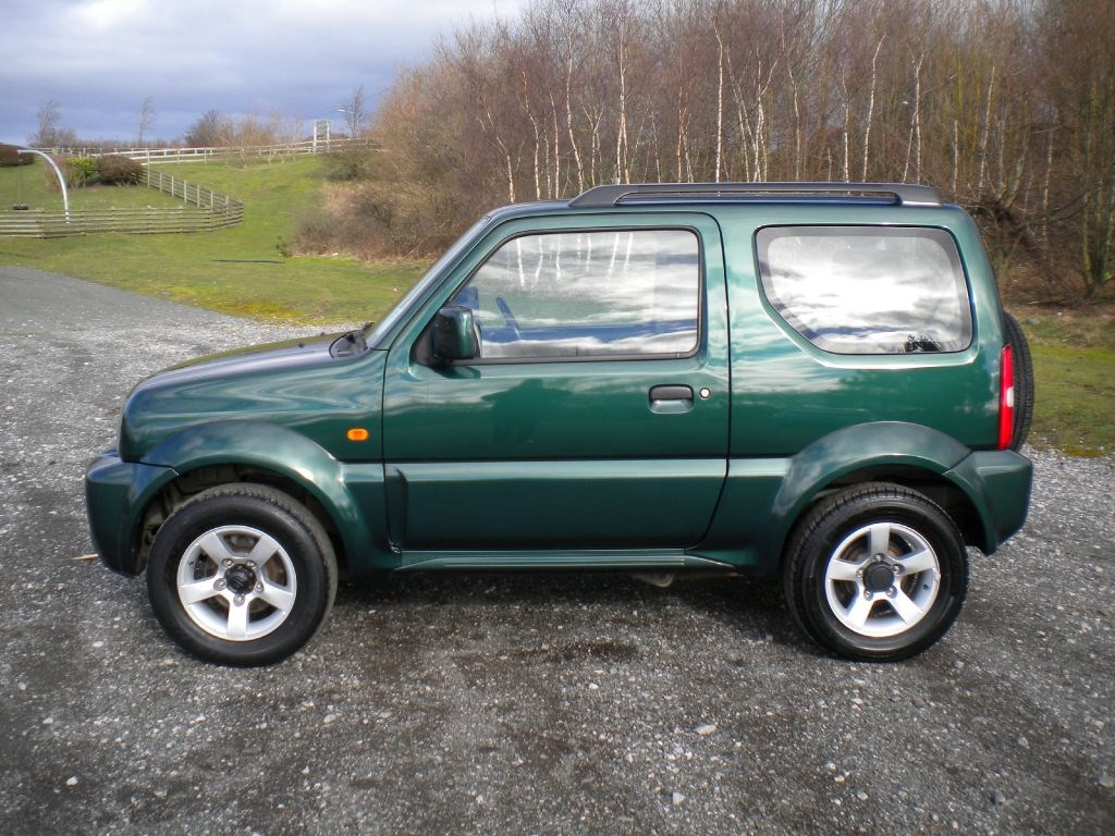 suzuki jimny off road ebay autos weblog. Black Bedroom Furniture Sets. Home Design Ideas