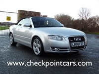 Used Audi A4 T FSI S LINE AUTOMATIC CONVERTIBLE