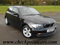 "Used BMW 116d SE ""SPORTS EDITION"" (DIESEL) £30 RFL"