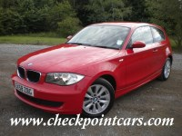 "Used BMW 118d ES ""EDITION SPORT"" (DIESEL) + £30RFL"