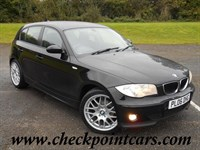 "Used BMW 118d SE ""SPORTS EDITION"" (DIESEL) + BRAND NEW DTM ALLOY WHEELS"