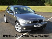 """Used BMW 120d SE """"SPORTS EDITION"""" (DIESEL) AUTOMATIC + FULL LEATHER"""