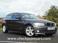 Used BMW 120i SPORT 5 DOOR PETROL