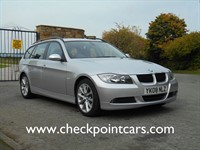Used BMW 320d EDITION SE TOURING (DIESEL)