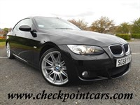 Used BMW 320i M SPORT CONVERTIBLE