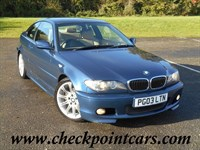 Used BMW 325 CI SPORT COUPE + FULL HISTORY