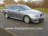 Used BMW 525d (DIESEL) SPORT TOURING AUTO