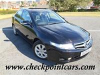Used Honda Accord EXECUTIVE VTEC AUTOMATIC + SAT NAV