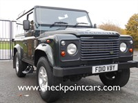 Used Land Rover Defender 90 HARDTOP COUNTY PACK (NO VAT)